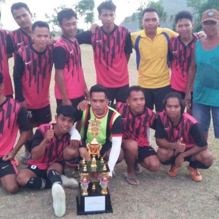 Karang Taruna Kristal Desa Prabu, Sukses Gelar Turnamen KADES CUP 2021
